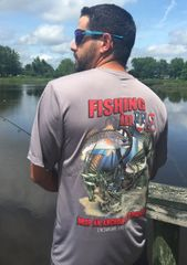 Get Hooked Cool Dri Short Sleeve