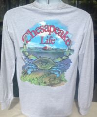 Crab Long Sleeve