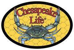 Chesapeake Life Window Decal