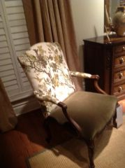 Henredon Ariel accent chair