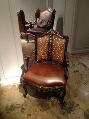 Mastoid accent chair 2