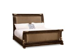 Gables K.Sleigh Bed