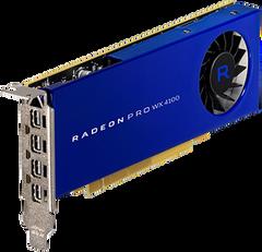 Radeon WX4100 Video Card