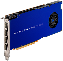 Radeon WX7100 Video Card