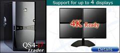 QuadStation 4 i7 Trader
