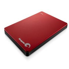2TB USB 3.0 BP Port Slim Red