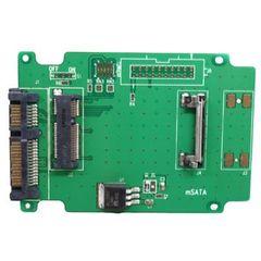 mSATA SSD Adapter 2pk