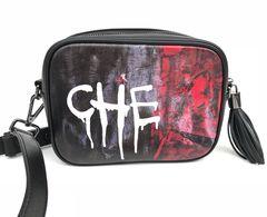 """CHE"" Cross-Body Bag"