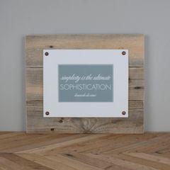 Sophistication -Plexiglass Plaque