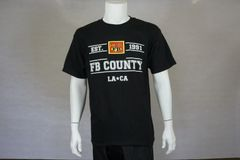 FB County T-Shirt with EST 1991