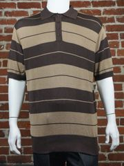 FB County Men's Charlie Brown Shirt Brown/Tan