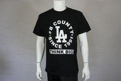 Circle FB County Logo T-Shirt with THINK BIG