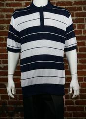 FB County Men's Charlie Brown Shirt Blue/White