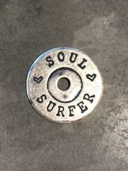 SOUL SURFER/Love Surf Be FREE SurfToken™