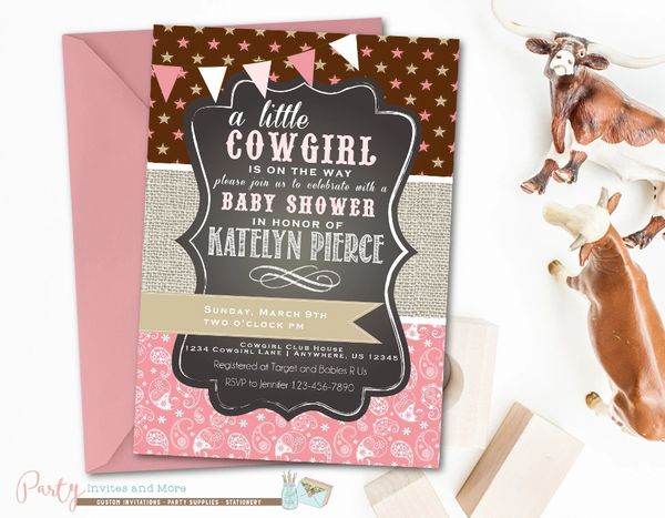 Cowgirl baby shower invitation paisley baby shower invitation cowgirl baby shower invitation paisley baby shower invitation cowgirl baby shower western baby shower burlap baby shower invitation filmwisefo