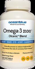 Ocean Blue Omega-3 Fish Oil 2100 120ct