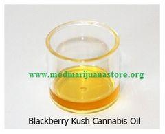 Blackberry Kush Cannabis Oil For Sale