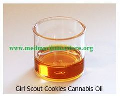 Girl Scout Cookies Cannabis Oil For Sale