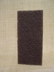 Wallpaper Adhesive Scrub Pad (Brown) (12) = (1) case.  Save $6.00 when you buy (1) case.