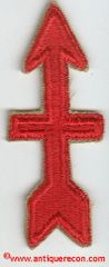 WW II US ARMY 32nd INFANTRY DIVISION PATCH