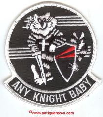 US NAVY TOMCAT ANY KNIGHT BABY PATCH