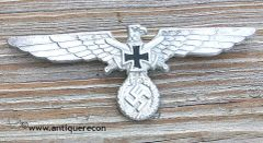 WW II GERMAN VETERANS ORGANIZATION BREAST EAGLE