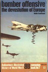 BOMBER OFFENSIVE - BALLENTINE'S CAMPAIGN BOOK 7 - FRANKLAND