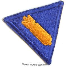 WW II US ARMY AIR FORCE ARMAMENT SPECIALIST PATCH