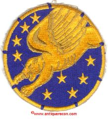 USAF 99th FIGHTER SQUADRON PATCH