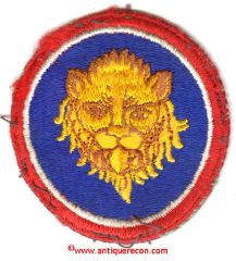 US ARMY 106th INFANTRY DIVISION PATCH