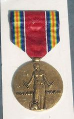 WW II US WORLD WAR II VICTORY MEDAL