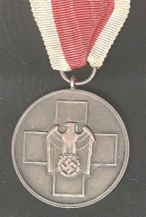 WW II GERMAN SOCIAL WELFARE MEDAL