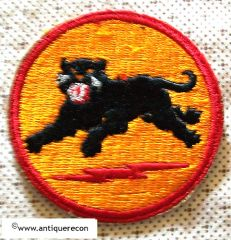 WW II US ARMY 66th INFANTRY DIVISION PATCH - 1st PATTERN