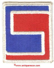 US ARMY 69th INFANTRY DIVISION PATCH