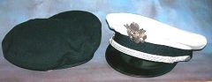US AIR FORCE COMPANY GRADE OFFICER VISOR WITH EXTRA COVER