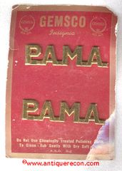 GEMSCO P.A.M.A. COLLAR BRASS