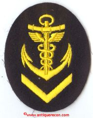 WW II GERMAN NAVY ADMINISTRATION CHIEF PETTY OFFICER INSIGNIA