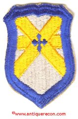 WW II US ARMY 62nd CAVALRY DIVISION PATCH