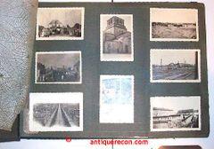 WW II GERMAN SOLDIER PERSONAL PHOTO ALBUM