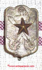WW II JAPANESE TIME EXPIRED VETERAN PIN