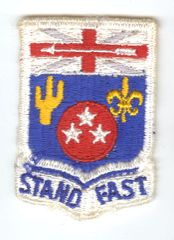 US ARMY 155th INFANTRY REGIMENT PATCH