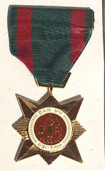 REPUBLIC OF VIETNAM CIVIL ACTIONS SERVICE MEDAL - ENLISTED