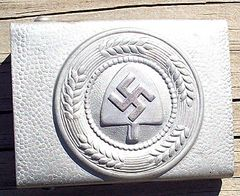 WW II NAZI GERMAN R.A.D. BUCKLE
