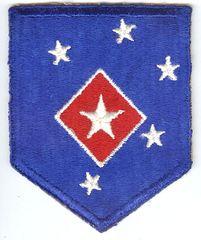 USMC 1st MAC SERVICE AND SUPPLY BATTALION PATCH