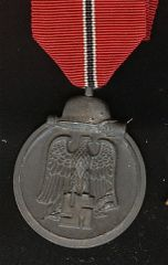 WW II GERMAN RUSSIAN FRONT MEDAL