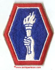 WW II US ARMY 442nd REGIMENTAL COMBAT TEAM PATCH