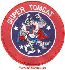 US NAVY F-14D SUPER TOMCAT PATCH
