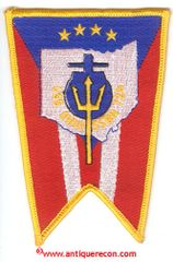 USS OHIO SSBN-726 PATCH