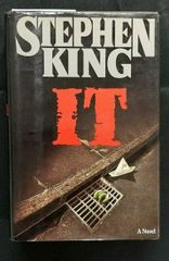 Stephen King's IT, First Edition / 1st Printing Viking Hardcover, 1986 09221088