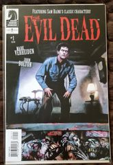 Evil Dead #1 Dark Horse (2008) NM Comic!